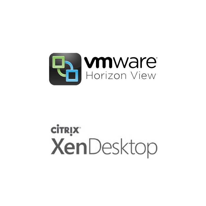 VMware Horizon View и XenDesktop
